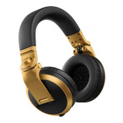 View and buy Pioneer HDJ-X5BT-N Bluetooth DJ Headphones Gold online