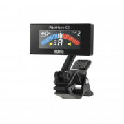 View and buy Korg PitchHawk-G2 Clip-on Guitar Tuner online