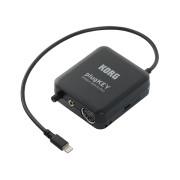 View and buy Korg plugKEY iOS MIDI / Audio Interface - Black online