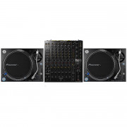 View and buy Pioneer PLX1000 + DJM-V10 Package online