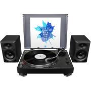 View and buy Pioneer DJ 1 x PLX500 + DM40 Bundle online