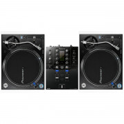 View and buy Pioneer 2 x PLX1000 + DJM-S3 Bundle online