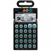 View and buy Teenage Engineering PO-14 SUB Pocket Operator Bass Line Synth online