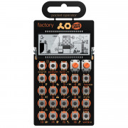 View and buy TEENAGE ENGINEERING PO-16 Factory melody synthesizer and sequencer online