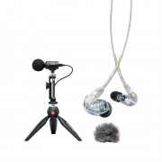 View and buy Shure Portable Videography Kit online