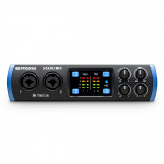 View and buy Presonus Studio 26C USB-C Audio Interface online