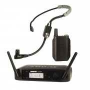 View and buy Shure SM Digital Wireless Headset System With SM35 (GLXD14UK-SM35) online