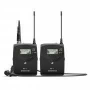 View and buy Sennheiser EW112P-G4-GB Wireless Lavalier Mic & Receiver Kit online