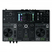 View and buy Denon DJ PRIME GO Standalone DJ Console with Rechargeable Battery online