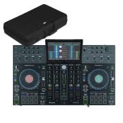 View and buy Denon DJ PRIME 4 & UDG Creator U8310BL Hardcase Bundle online