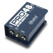 View and buy RADIAL Pro48 Active Direct Box online