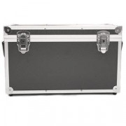 """View and buy DYNAMIC DESIGN Pro Box 45 Large 7"""" Record Case (Holds 100) - Black online"""