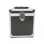 """Buy the DYNAMIC DESIGN Pro Box 45 Small 7"""" Record Case (Holds 50) - Black online"""