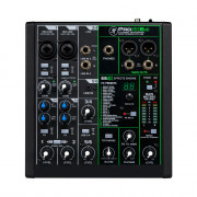 View and buy Mackie ProFX6 V3 6-channel Mixer with USB & FX online