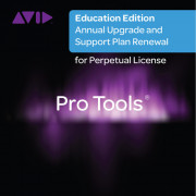 View and buy Avid Tech Pro Tools Annual Upgrade Plan - Student / Teacher (Activation Card) online