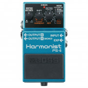 View and buy BOSS PS-6 Harmonist Pedal online
