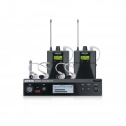 View and buy Shure PSM300 TwinPack Pro In-Ear Monitoring System online