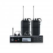 View and buy Shure PSM300 TwinPack In-Ear Monitoring System online