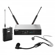 View and buy Shure QLXD14/SM35-K51 Wireless Headset Microphone System online