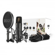 View and buy Rode NT1 Microphone Kit online