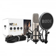 View and buy RODE NT2A Vocal Recording Package online