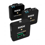 View and buy Rode Wireless Go II Dual Wireless Mic System online