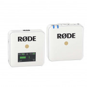 View and buy Rode Wireless Go Compact Wireless Microphone System White online