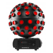 View and buy Chauvet DJ Rotosphere Q3 Mirror Ball Simulator With High-Power Quad-Color LED online