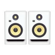 View and buy KRK ROKIT 7 G4 White Noise Pair online