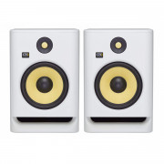 View and buy KRK ROKIT 8 G4 White Noise Pair online