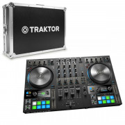 View and buy Native Instruments Traktor S4 MK3 Flight Case Package online