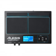 View and buy Alesis SAMPLEPAD 4 4-Pad Percussion and Sample-Triggering Instrument online