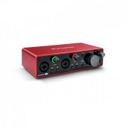 View and buy Focusrite Scarlett 2i2 3rd Gen USB-C Audio Interface online