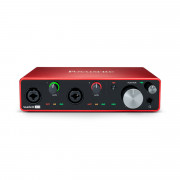 View and buy Focusrite Scarlett 4i4 3rd Gen online