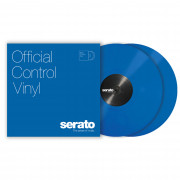 View and buy Serato Performance Series Vinyl Blue Pair online