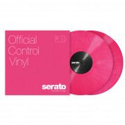 View and buy Serato Performance Series Vinyl Pink Pair online