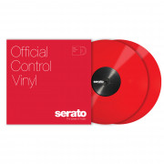 View and buy SERATO Performance Series Vinyl Pair - Red online