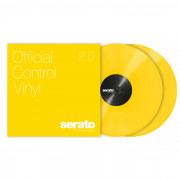 View and buy Serato Performance Series Vinyl Yellow Pair online