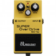 View and buy BOSS SD-1W Waza Craft Super Overdrive Pedal online