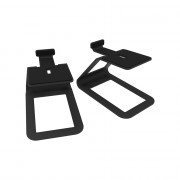 View and buy Kanto SE4 Elevated Desktop Stands Medium Black online