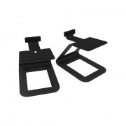 View and buy Kanto SE6 Desktop Speaker Stands Large Black online