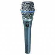 Buy the SHURE Beta 87A Vocal Microphone (supercardioid) online