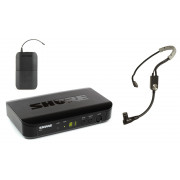 View and buy Shure SM Wireless Headset System With SM35 Headset (BLX14UK-SM35) online