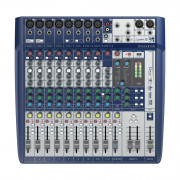 View and buy SOUNDCRAFT SIGNATURE 12 Analogue Mixer with USB Stereo In/Out online