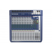 View and buy SOUNDCRAFT SIGNATURE 16 Analogue Mixer with USB Stereo In/Out online