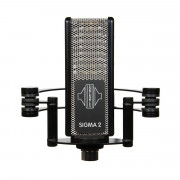 View and buy Sontronics Sigma 2 Phantom-powered Ribbon Microphone online