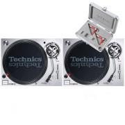 View and buy Technics SL1200 MK7 Pair + Concorde Digital MK2 Twin Pack online