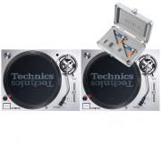View and buy Technics SL1200 MK7 Pair + Concorde DJ MK2 Twin Pack online