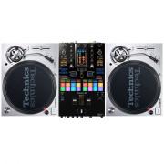 View and buy Technics SL1200 MK7 + Pioneer DJ DJM-S11 Mixer online