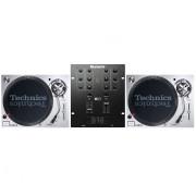View and buy Technics SL1200 MK7 + Numark M101 Mixer online